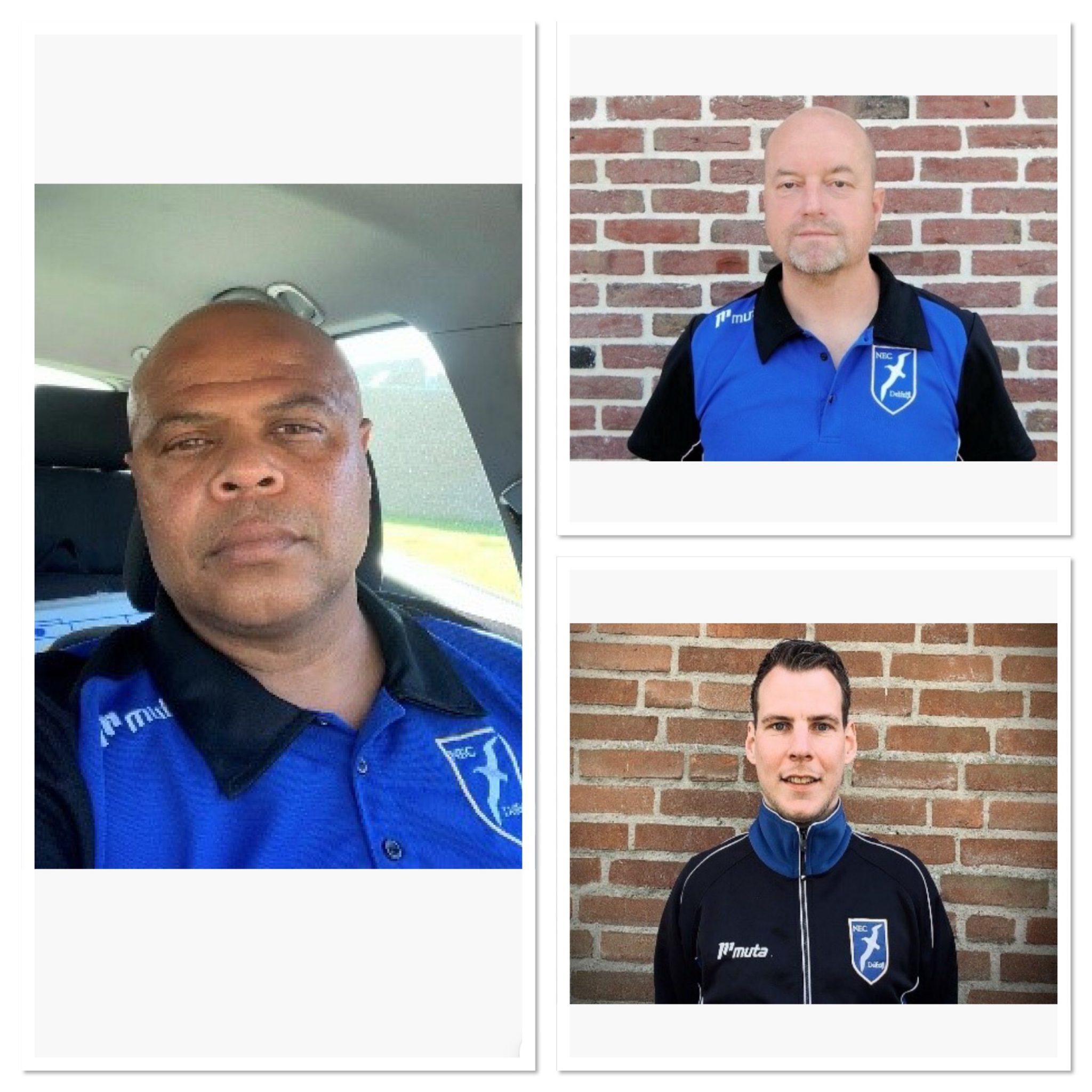 Verlenging contracten hoofdtrainers