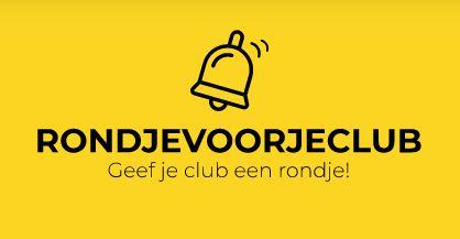 Steun de club.